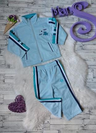 Спортивный костюм cor для мальчика с начесом