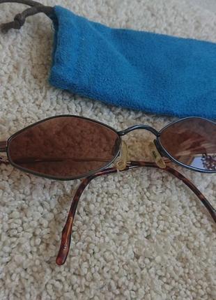 Винтажные солнцезащитные очки из германии. apollo.