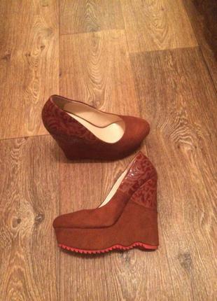 Продам обалденные туфли