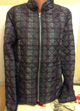 Стильная куртка пиджак демисезонная fg сша р. 50 l/xl