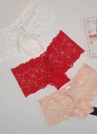 Комплект мереживних трусиків esmara lingerie