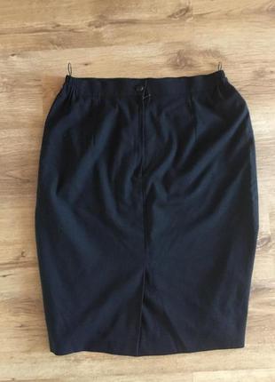 Стильная юбка миди от divina of switzerland 50-52 размер