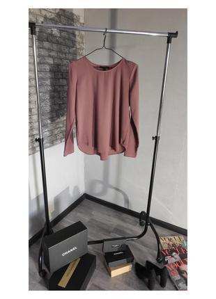 🖤 идеальеая пудровая блуза