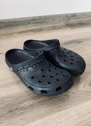 Сабо: crocs
