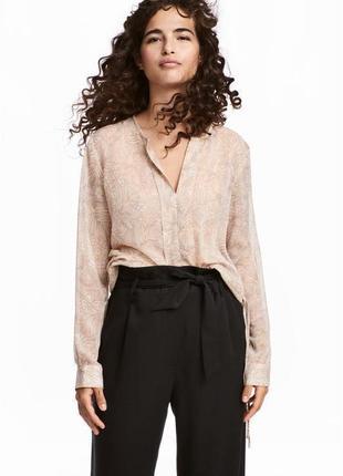 Блуза h&m / 36