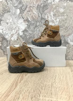 Robusko sympatex 22 р черевики ботинки сапоги
