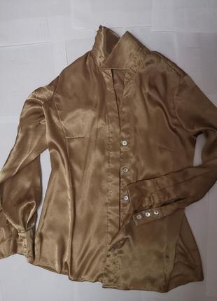 Золотая рубашечка