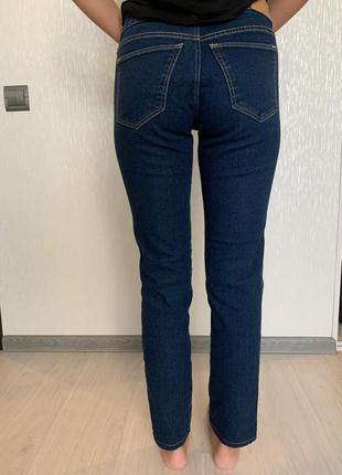 Синие джинсы2 фото