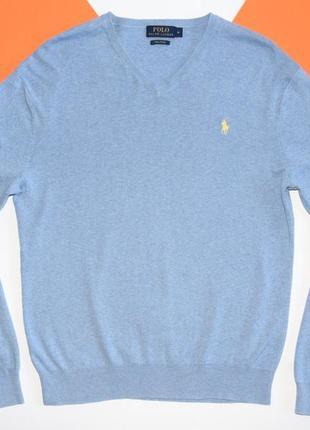 Оригінальний джемпер светр polo ralph lauren jumper кофта свитер с лого оригинал