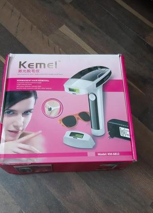 Лазерный епилятор для домашнего использования