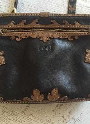 Эксклюзивная сумочка ручной работы