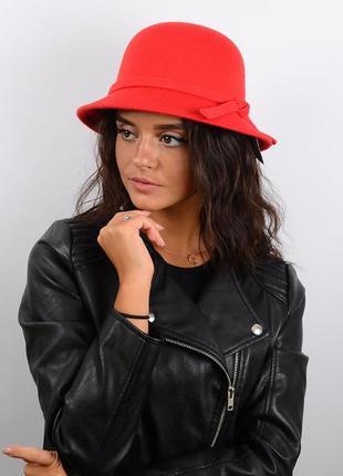 Шляпа фетровая 56-57