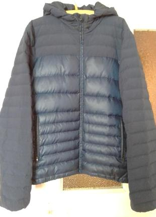 Зимова пухова курточка