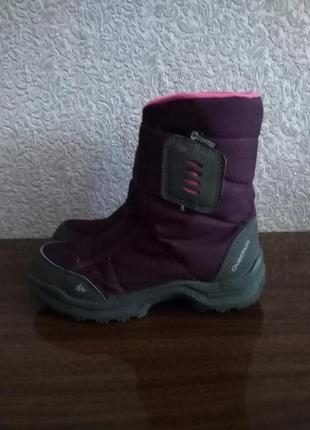 Термо ботинки сапожки