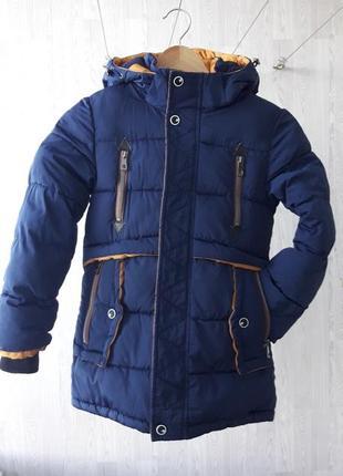 Куртка парка зимняя tofeina