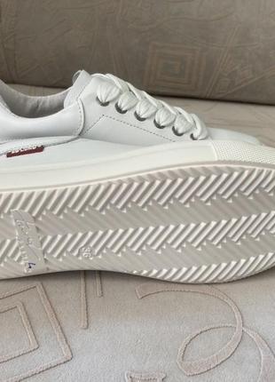Белые кеды кроссовки 32-41размеры4 фото