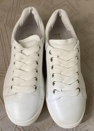 Белые кеды кроссовки 32-41размеры6 фото
