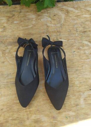 Продам красивые балетки dorothy perkins 38р.