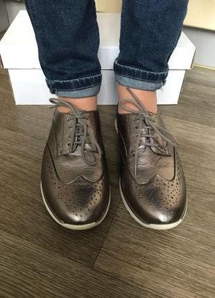 Жіночі оксфорди, туфли / женские оксфорды, footglove wider fit.