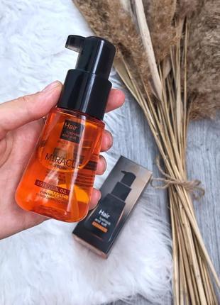 Марроканское аргановое масло для волос laikou miracle repair 70 мл