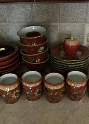Набор посуды cartifled international{сша}