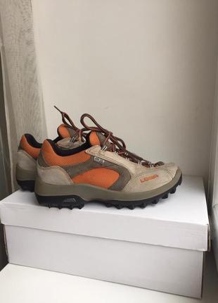 Lowa 36,5-37 р gore-tex trail трекінгові кросівки, водонепроницаемые .