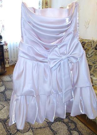 Платье для выпускного вечера2 фото