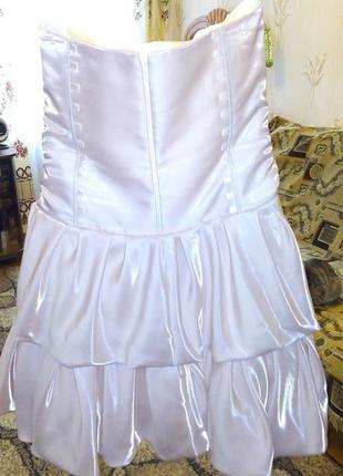 Платье для выпускного вечера1 фото