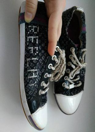 Жіночі кеди кросівки р 375-38 фірми replay.