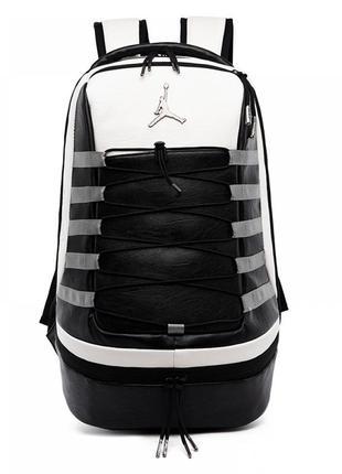 Рюкзак jordan retro 10 black портфель сумка ранец женский / мужской