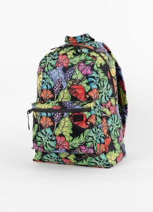 Рюкзак punch  simple tropical birds портфель сумка ранец унисекс