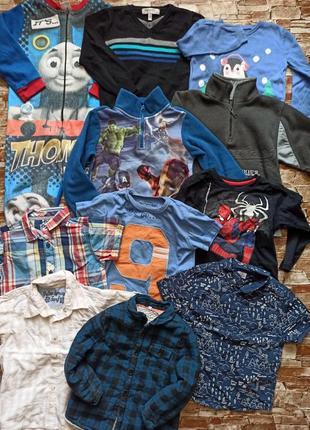Пакет одежды на мальчика 3 лет