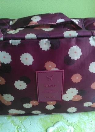 Органайзер-косметичка stenson travel (сумочка дорожняя)