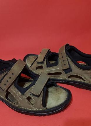 Bottesini 45р. 29см сандалии мужские босоножки