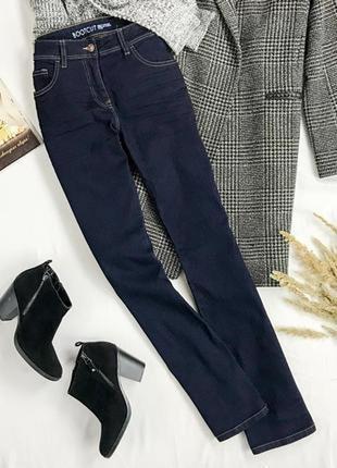 Базовые джинсы прямого кроя pn 1943130 без маркировки
