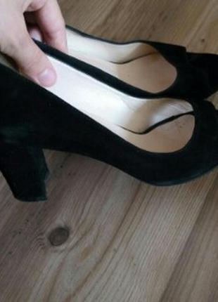 Элегантные открытые туфли stefani