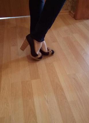 Шикарные туфли 36 р