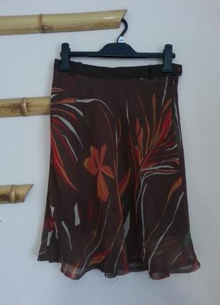 Красивая юбка миди brijlante