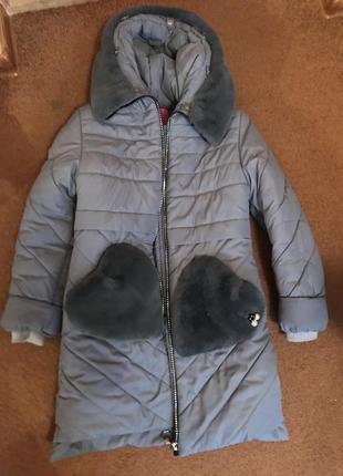 Курточка зимняя, пуховик
