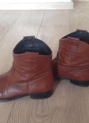 Черевики осінні/ботинки осенние