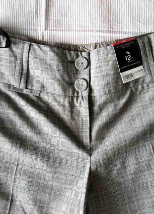 Жіночі штани картаті
