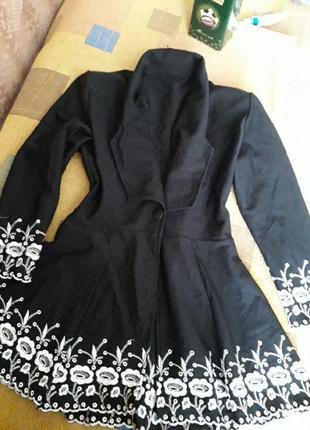 Эффектный френч ,пиджак
