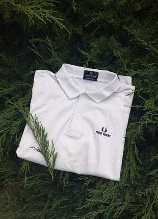 Поло fred perry big logo