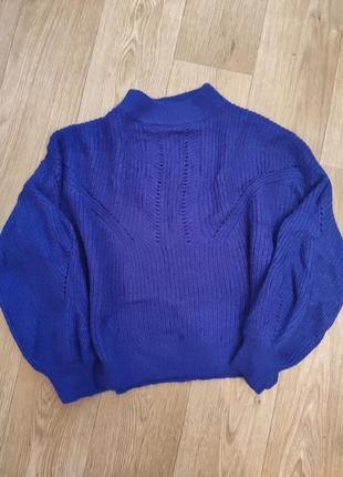 Кофта свитер теплый