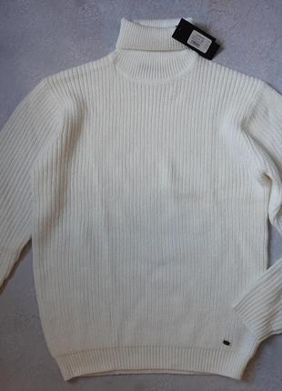 Мужской теплый свитер,  sorbino