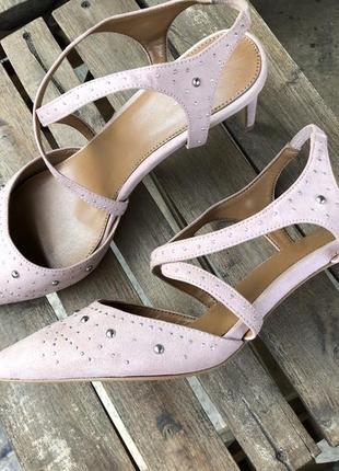 Туфли next 42/8 (27.5 см) на стопу 26.5-27 см