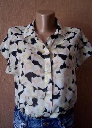 Блузка-рубашка topshop