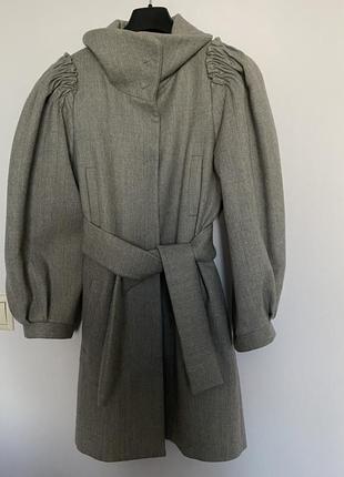Очень крутое дизайнерское пальто италия, albino,
