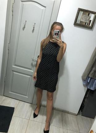 Платье винтаж petite в стиле chanel