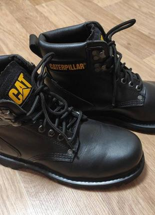 Ботинки caterpillar second shift 703925 оригинал 42 размер / 27,4 см